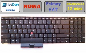 Klawiatura Lenovo IBM Thinkpad Edge E520 E525